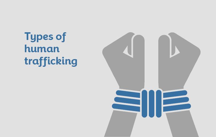 Types of human trafficking