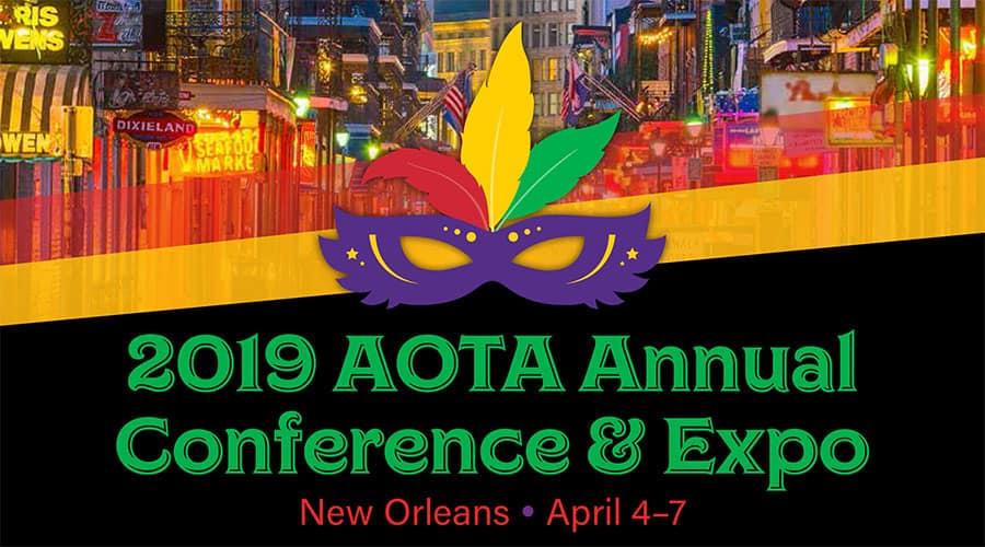 AOTA New Orleans