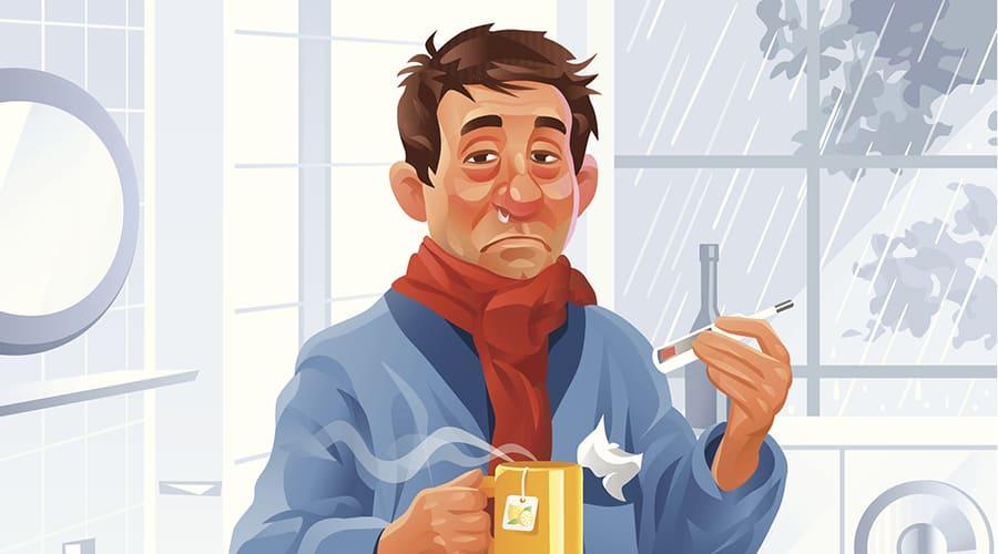 Flu seasons worse