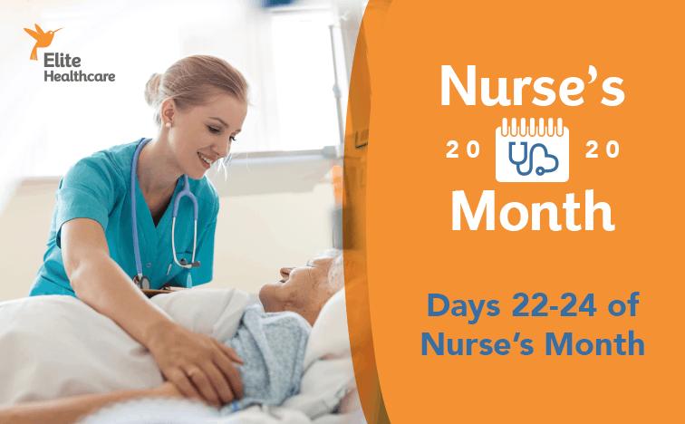 Nurses Month Days 22-24