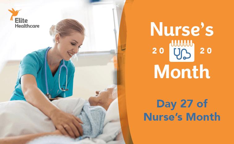 Nurses Month Day 27