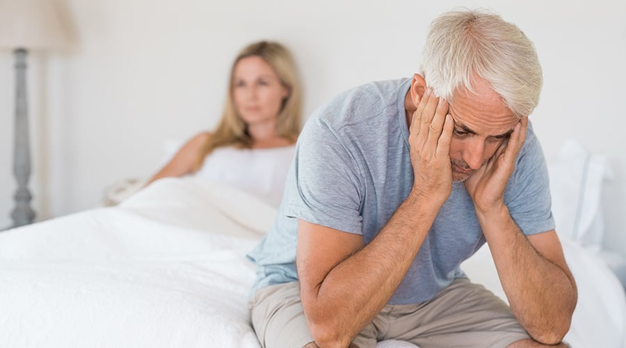 Erectile Dysfunction (ED): Why it May be a Warning of Underlying  Physiological Issues - Elite Learning