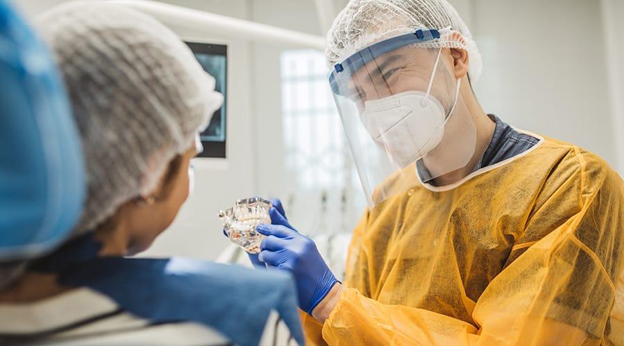 COVID-19 Dentistry