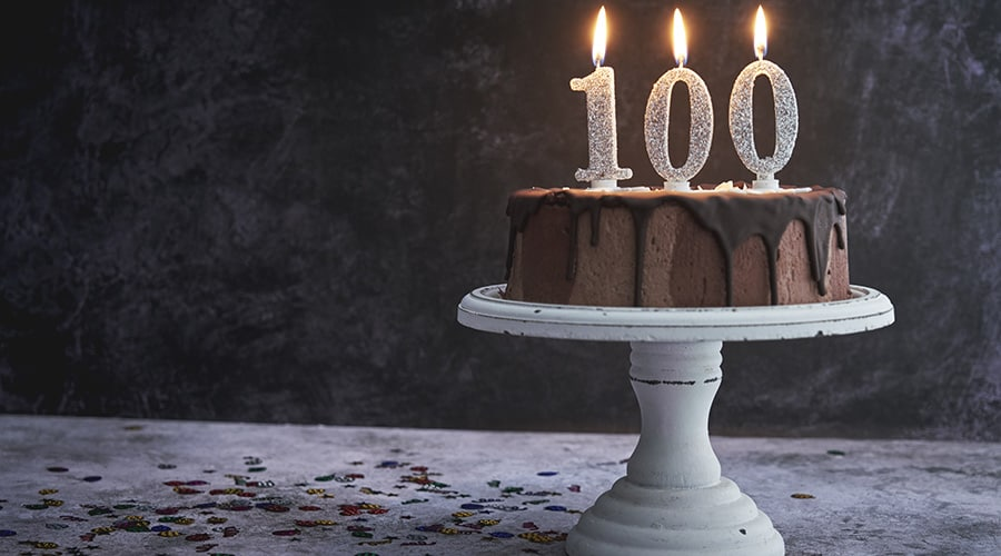 Centennial Anniversary