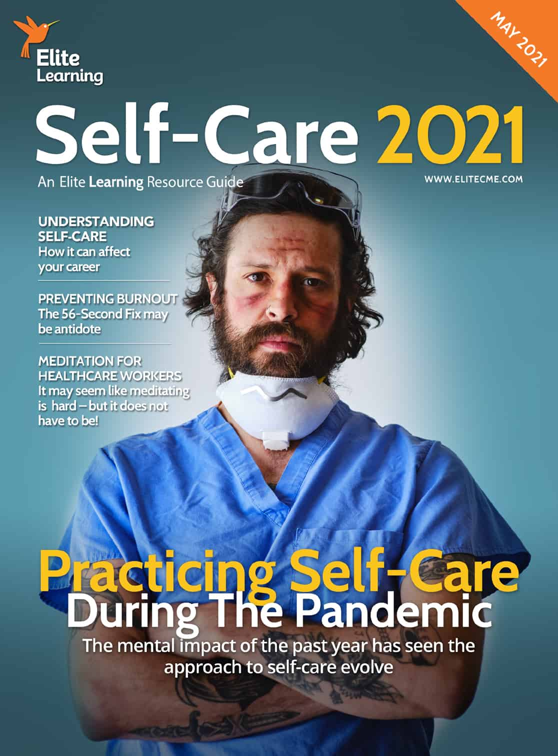 Self-Care 2021 cover