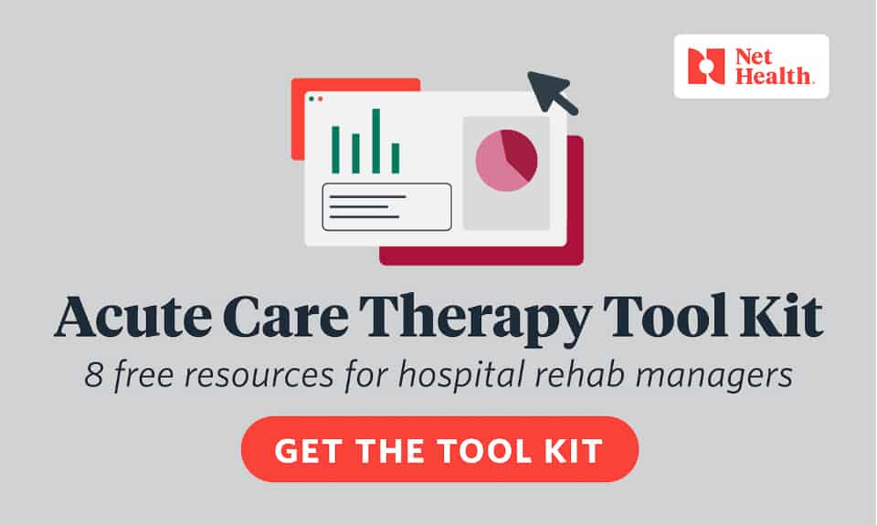 Acute Care Therapy Tool Kit