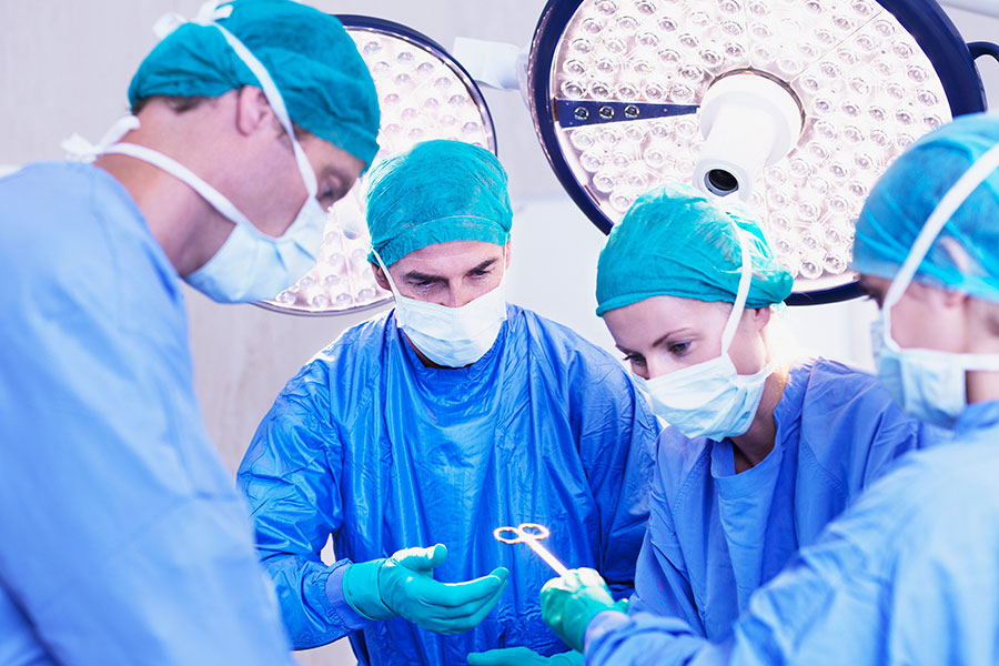 Making Hospitals a Safe Place to Work - Preparedness for